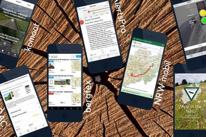 Wander-apps tipps