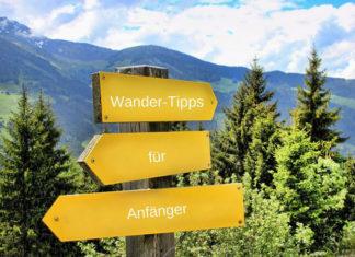 Wandern für Anfänger-Tipps
