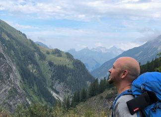Bach zur Memminger Hütte; Alpenüberquerung E5