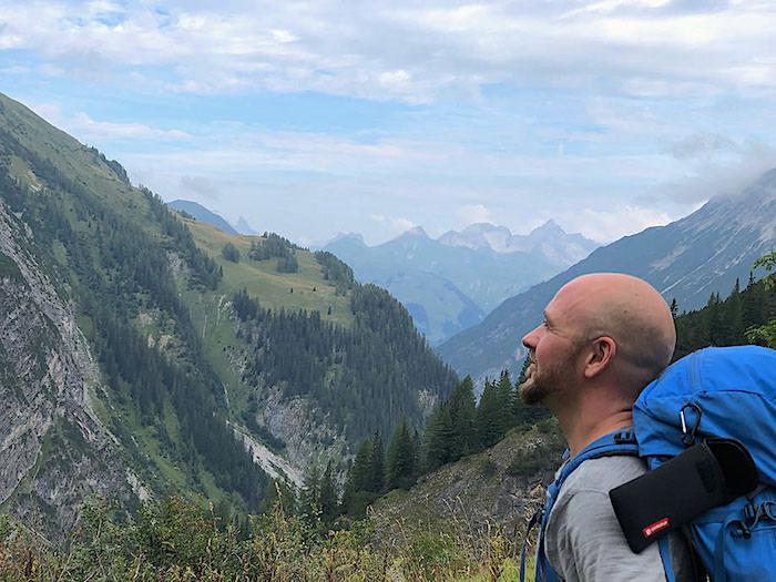 Etappe 3: Von Bach zur Memminger Hütte