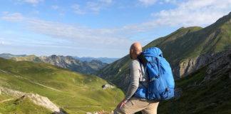 Kemptner Hütte nach Bach; Alpenüberquerung E5