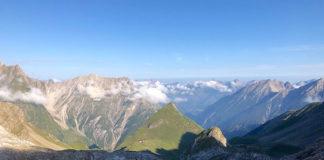 Memminger Hütte nach Zams; Alpenüberquerung E5