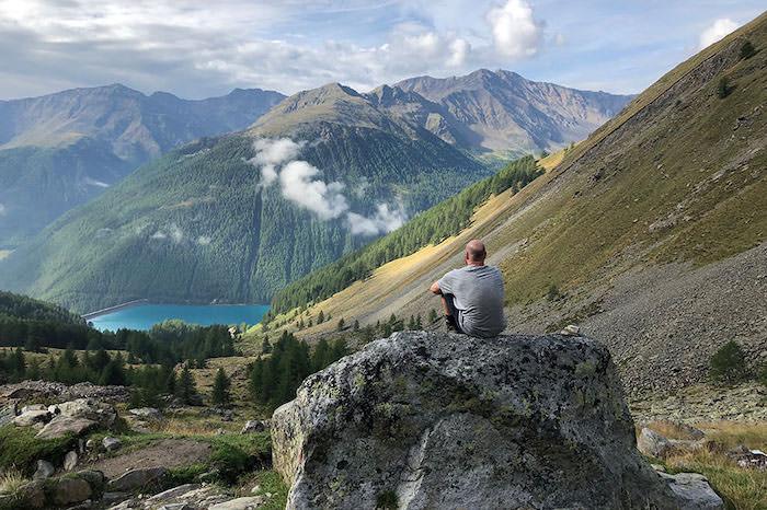 Etappe V8: Similaunhütte nach Meran
