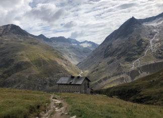 Hütten Alpenüberquerung