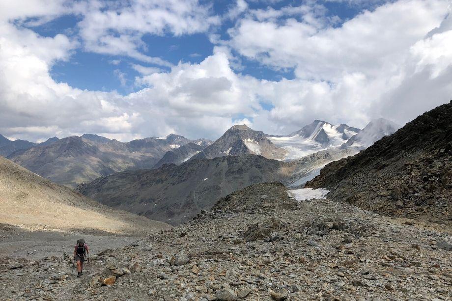 Etappe V7: Vent zur Similaunhütte