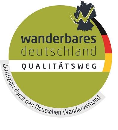 Qualitätsweg - Wanderbares Deutschland