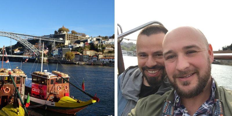 Bootstour auf dem Douro