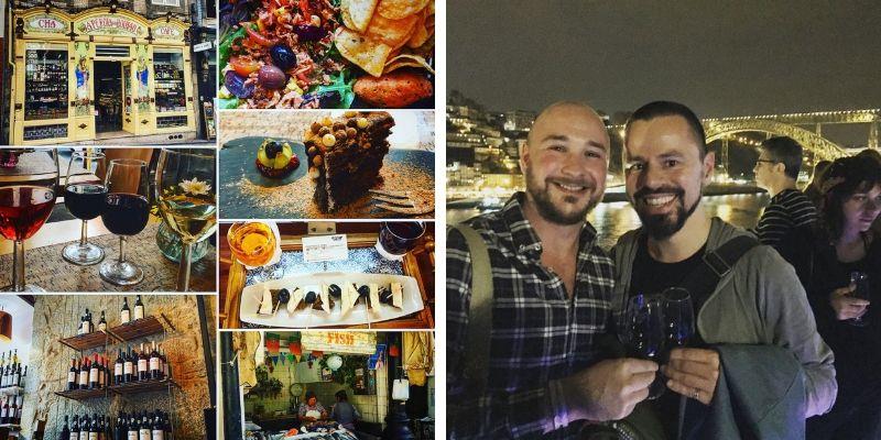 Genuss: Essen & Trinken in Porto