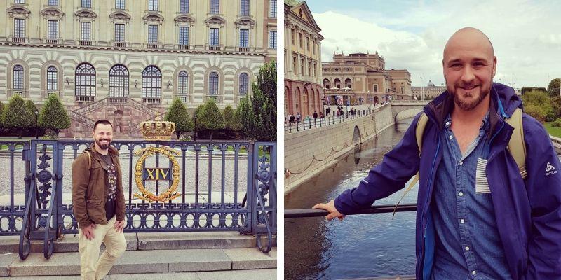 Königlicher Palast Stockholm