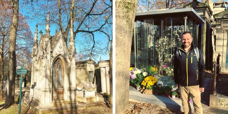 Cimetière de Montmartre – Nordfriedhof Paris