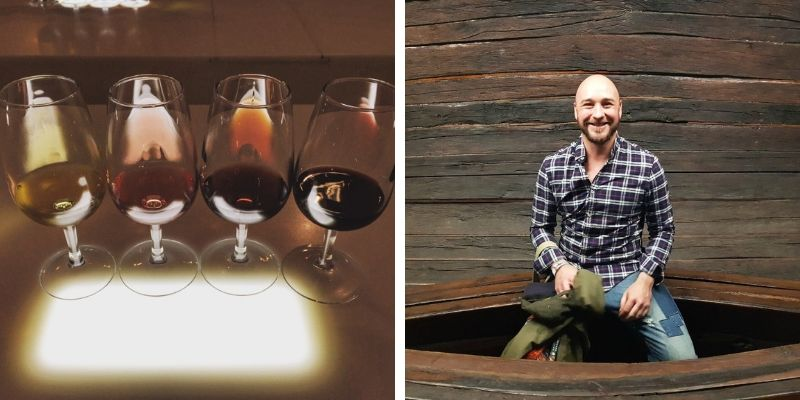 Portwein-Tour und Weinprobe