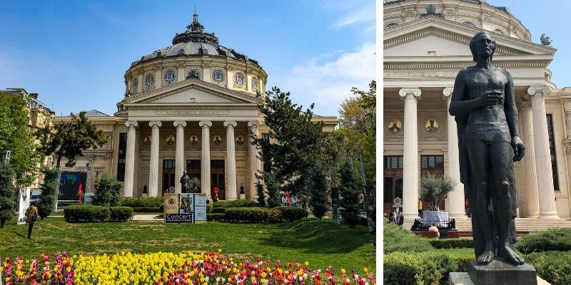 Rumänisches Athenäum