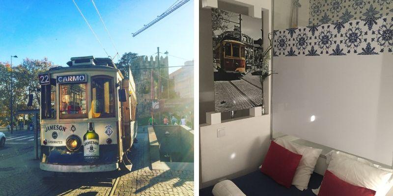 Übernachtung Porto Linha 22