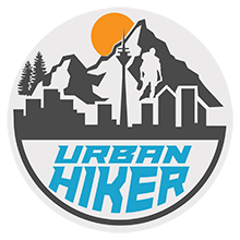 Urban Hiker Logo Wanderblog Outdoorblog
