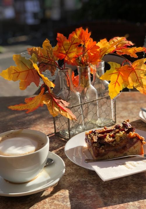 Herbstfrühstück in Remagen