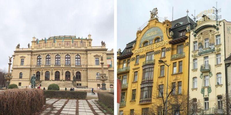 Nationalgalerie in Prag