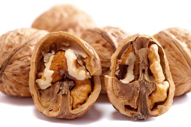 Antioxidantien in der Walnuss