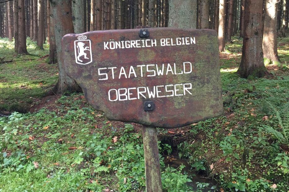 Eifelsteig Etappe 2: Roetgen nach Monschau