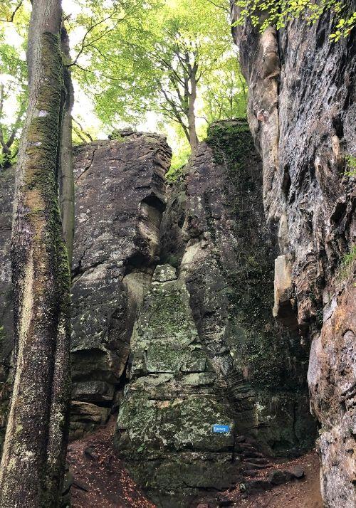 Eulenburg Mullerthal Trail