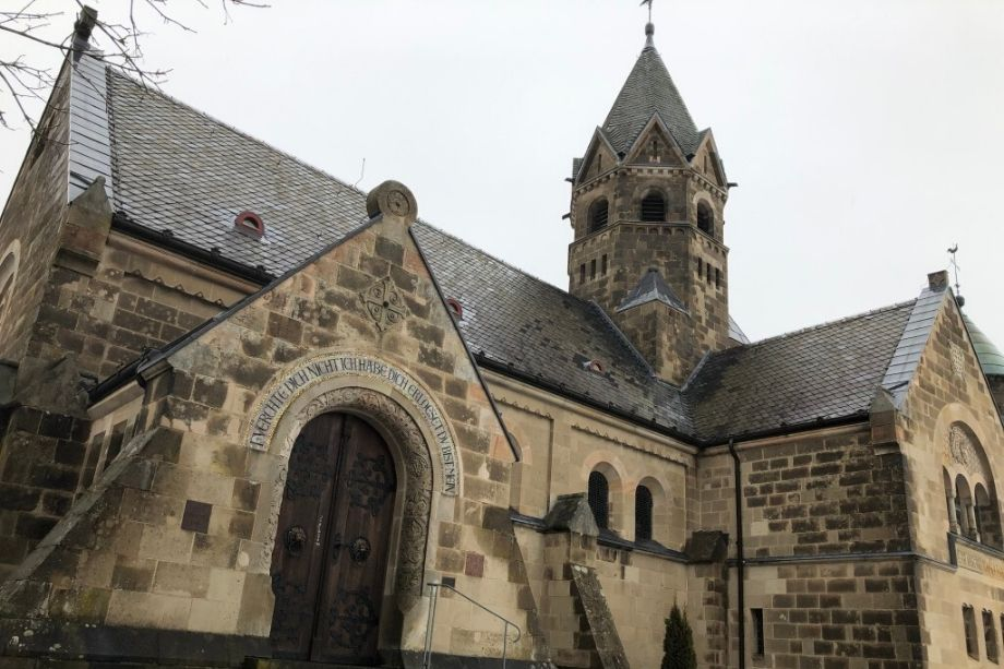 Eifelsteig-Etappe 8: Kapelle in Mirbach