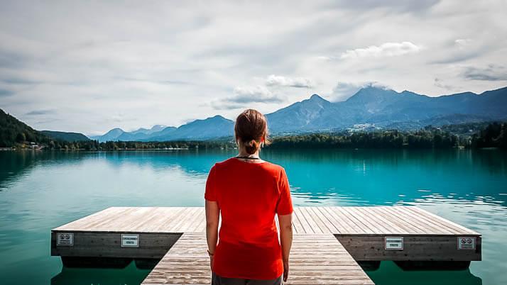 Sabrina von Couchflucht am Faaker See