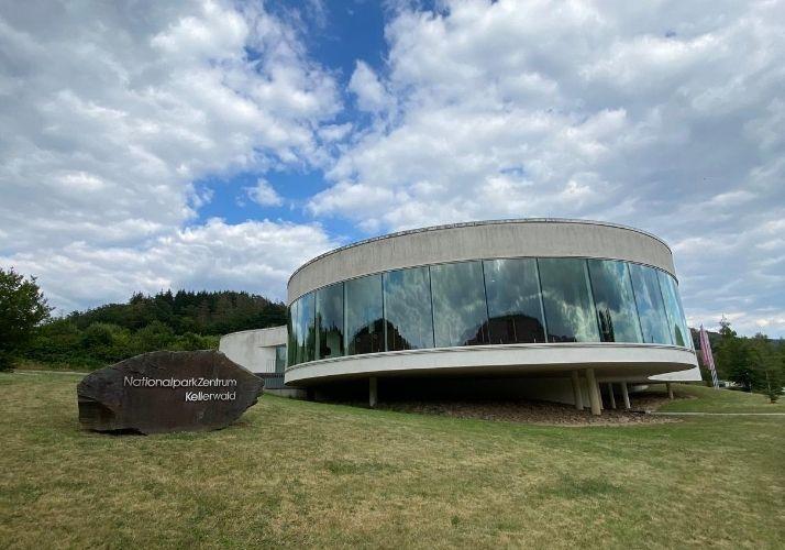 Nationalpark Zentrum Kellerwald