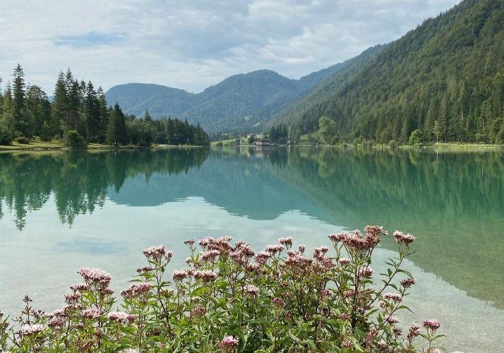Pillersee in St. Ulrich im Pillerseetal