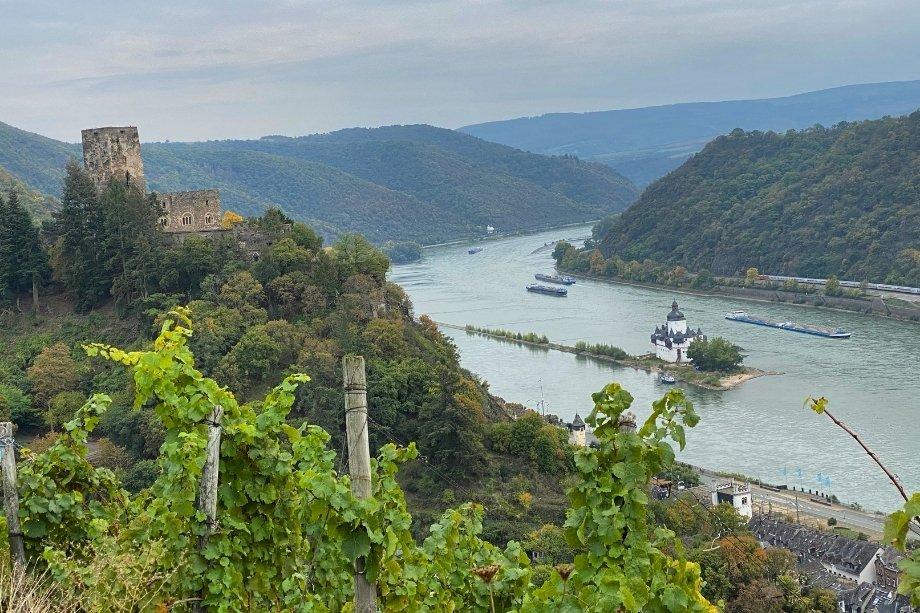 Königsetappe Rheinsteig