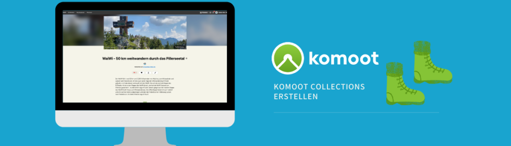 Komoot Collections