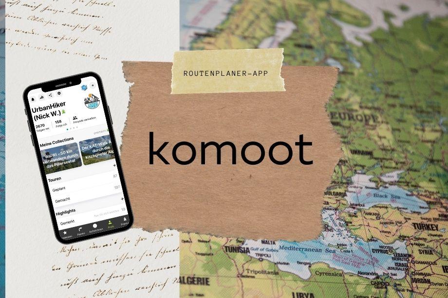 Komoot – Erfahrungen und Tipps zur Routenplaner-App | Urban Hiker