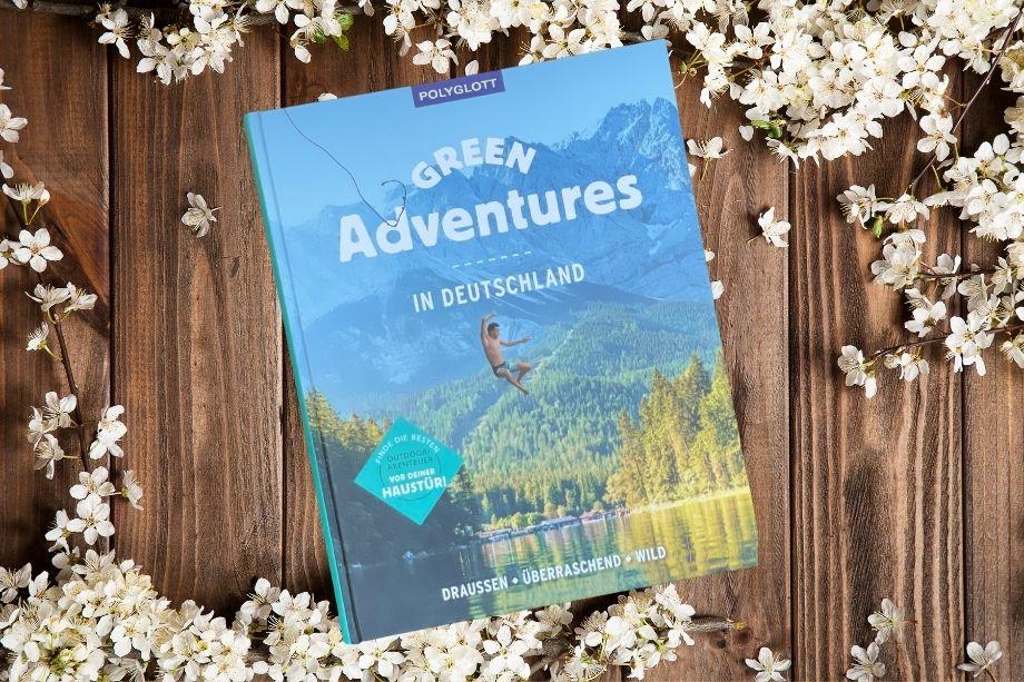 Buchtipp Green Adventures
